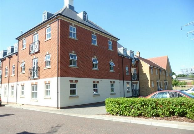 Thumbnail Flat for sale in 1 Richard Day Walk, Colchester, Essex