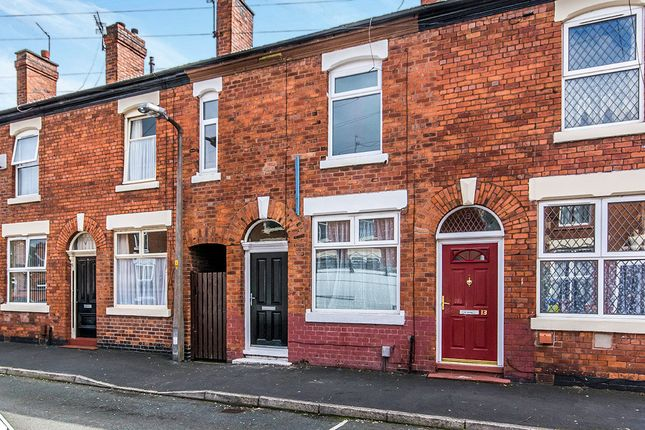Terraced house for sale in Stopford Street, Stockport