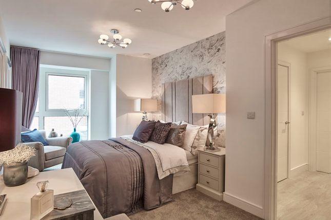 Master Bedroom of Longfield Avenue, London W5