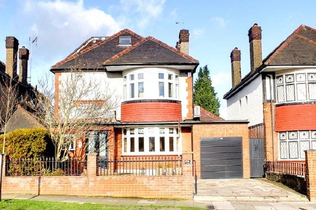 Thumbnail Detached house for sale in Bourne Hill, London