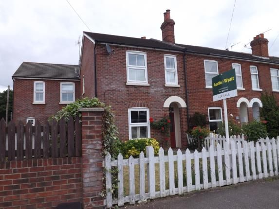 Thumbnail Terraced house for sale in Swanwick Lane, Swanwick, Southampton