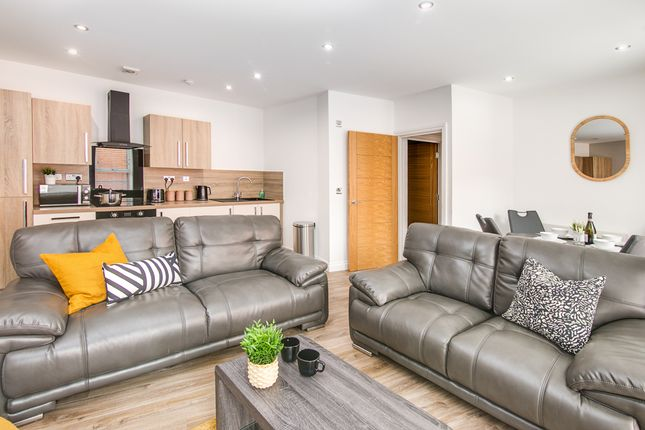 Thumbnail Flat to rent in Mint Drive, Birmingham