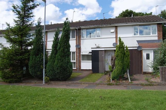Thumbnail Maisonette for sale in Birch Coppice Gardens, Willenhall, Wolverhampton