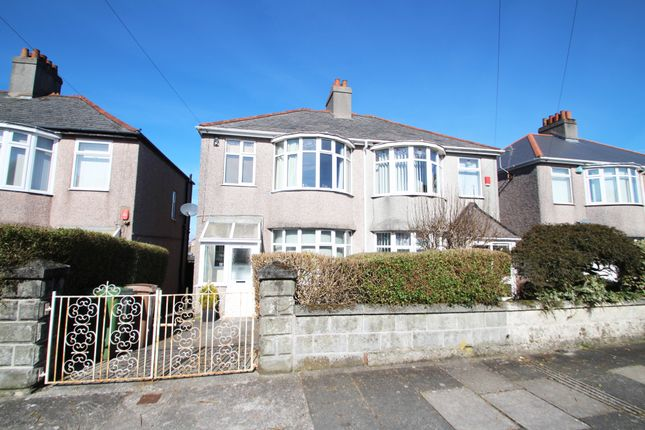 Semi-detached house for sale in Merrivale Road, Beacon Park, Plymouth