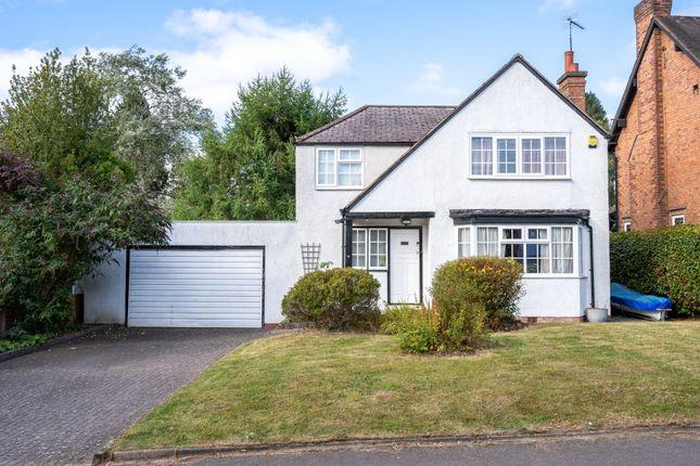 Thumbnail Detached house for sale in Sandhills Lane, Barnt Green