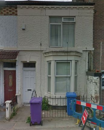 Thumbnail Terraced house to rent in Parkinson Road, Walton, Liverpool, Merseyside