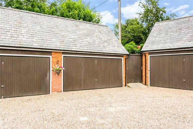 Garage of Hambleden Mill, Hambleden, Henley-On-Thames, Oxfordshire RG9