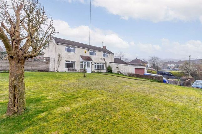 Thumbnail Detached house for sale in Bishpool Lane, Newport, Newport