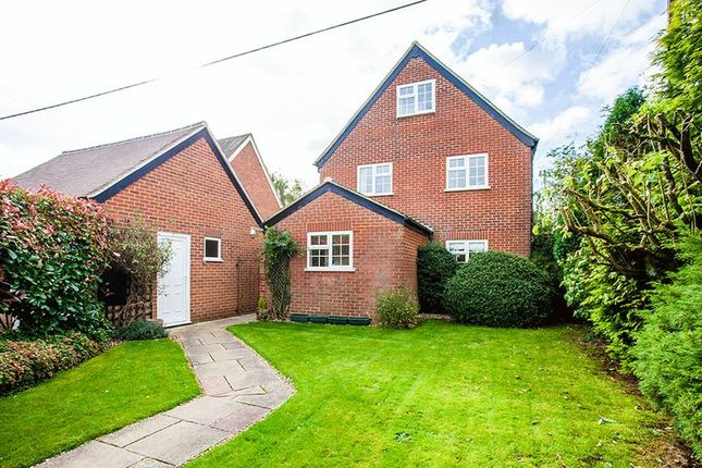 Thumbnail Detached house for sale in Mere Court, Finmere