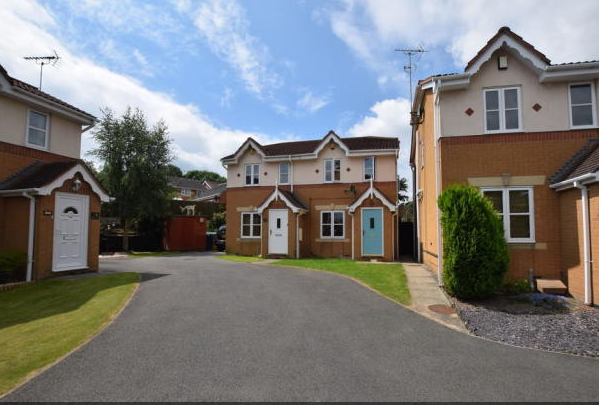 Thumbnail Semi-detached house to rent in Brookfield Way, Heanor