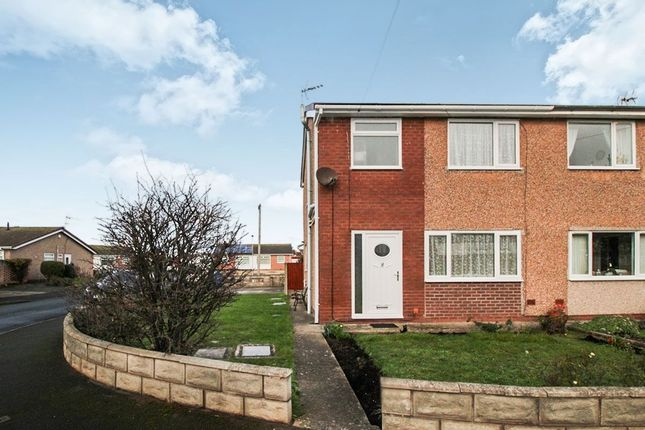 Thumbnail Semi-detached house to rent in Victoria Road, Prestatyn