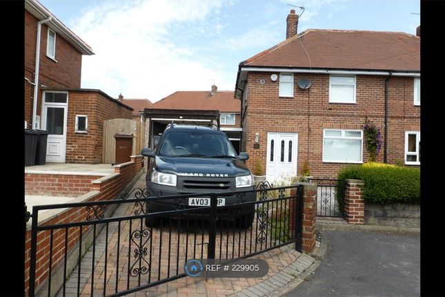 Thumbnail Semi-detached house to rent in Brigshaw Drive, Castleford