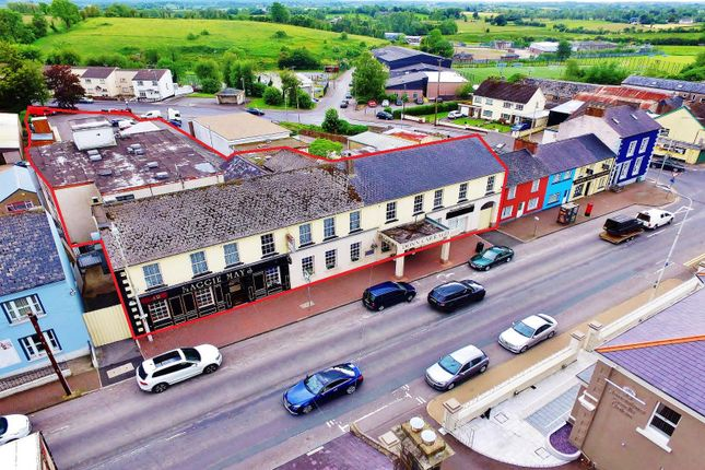 Thumbnail Restaurant/cafe for sale in 'the Donn Carragh Hotel', 95-97 Main Street, Lisnaskea, County Fermanagh