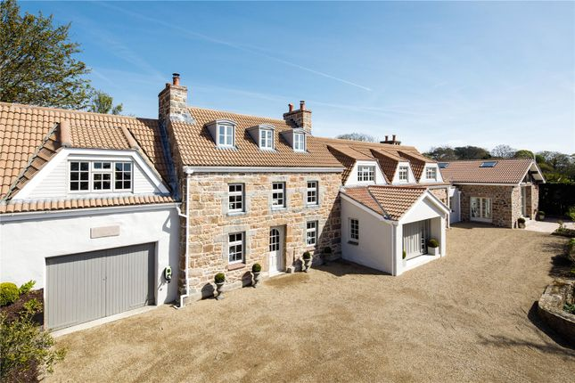 Thumbnail Property for sale in Le Mont Sorsoleil, St. Lawrence, Jersey