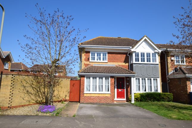Thumbnail Property to rent in Swallow Close, Bicester