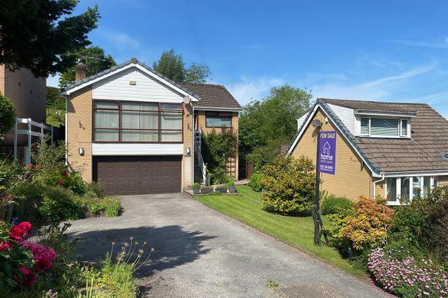 Thumbnail Detached bungalow for sale in Quarry Clough, Stalybridge