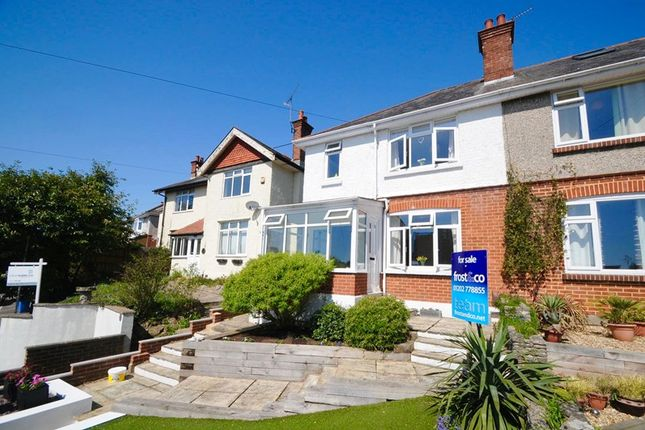3 bed semi-detached house for sale in Ponsonby Road, Alexandra Park, Poole