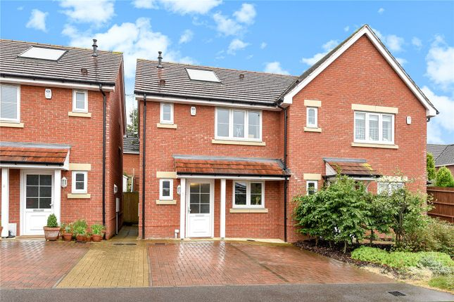 Thumbnail Semi-detached house to rent in Maxwell Walk, Bracknell, Berkshire
