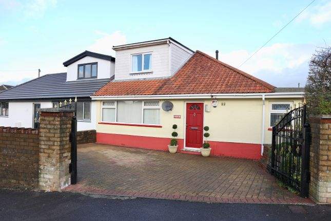 Thumbnail Semi-detached bungalow for sale in St Tydfils Avenue, Thomastown, Merthyr Tydfil