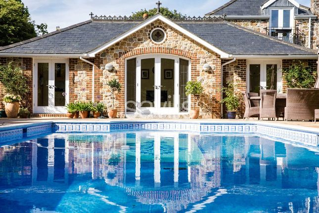 Pool House of Bagatelle Road, St. Saviour, Jersey, Channel Isles JE2