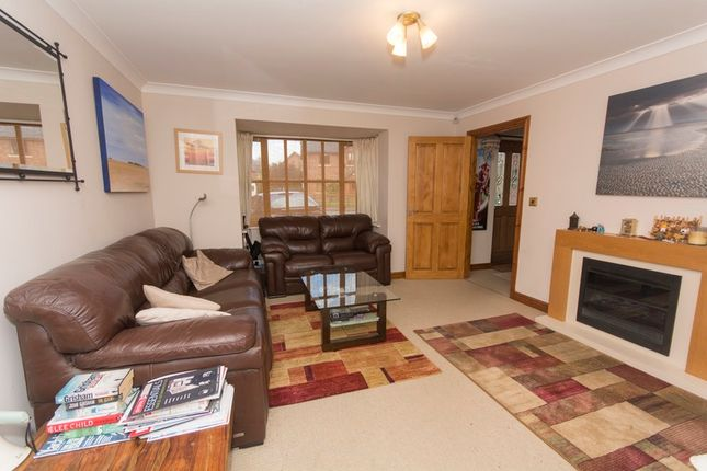 4 bed detached house for sale in Parc Hafod, Newtown, Powys