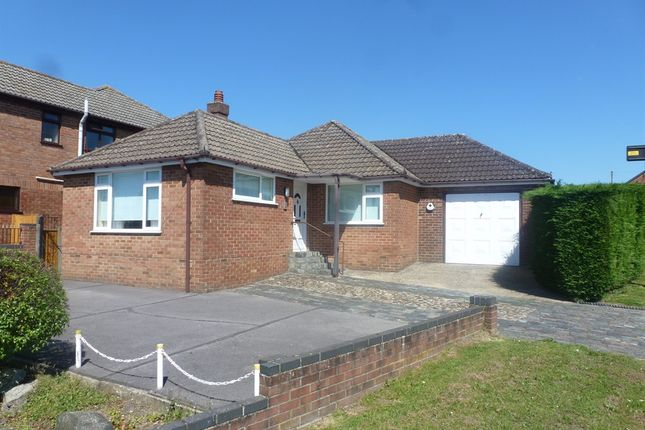 Thumbnail Detached bungalow for sale in Mortimers Lane, Fair Oak, Eastleigh
