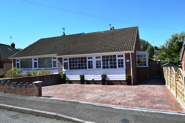 Thumbnail Semi-detached bungalow for sale in Abbotts Close, Wombridge, Telford, Shropshire
