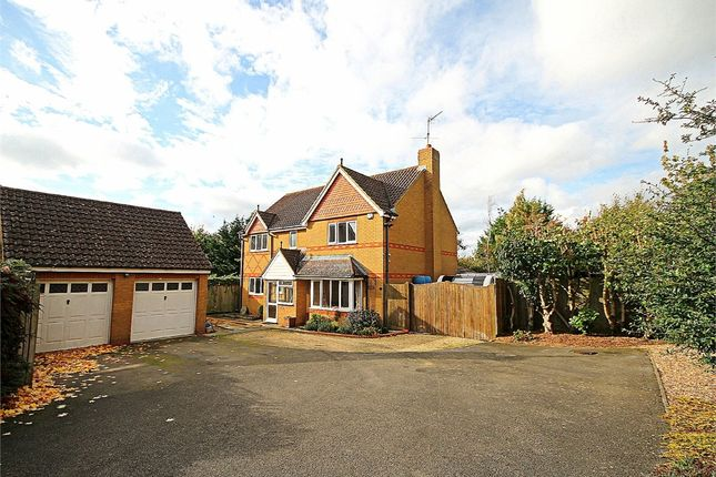 Thumbnail Detached house for sale in Tantree Way, Brixworth, Northampton