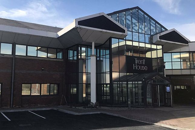 Thumbnail Office to let in Victoria Road, Hanley, Stoke-On-Trent