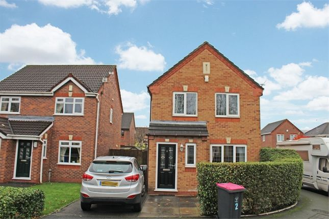 Thumbnail Detached house for sale in Grazing Drive, Irlam, Manchester