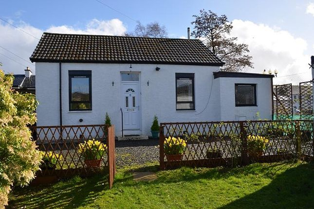 Thumbnail Cottage for sale in George Street, Dunoon, Argyll And Bute