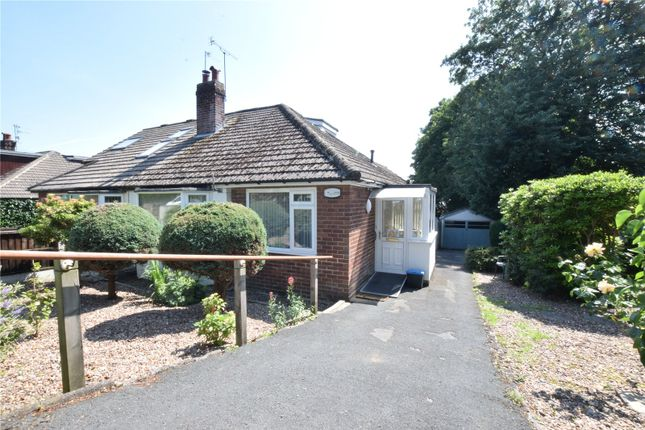 3 bed bungalow to rent in Newlay Wood Drive, Horsforth, Leeds LS18