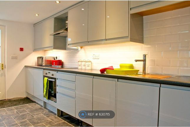 Shared Kitchen of Emma Place, Plymouth PL1