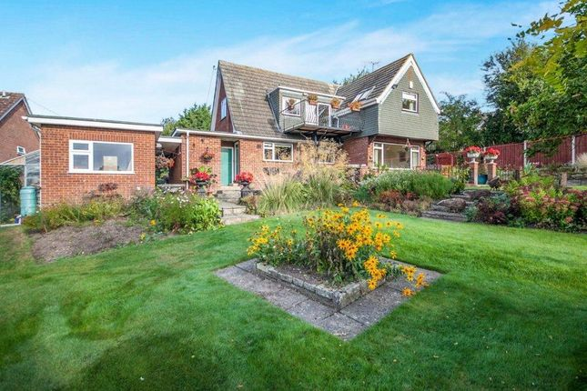 Thumbnail Detached house for sale in Lady Lane, Hadleigh, Ipswich
