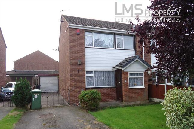 Thumbnail Semi-detached house to rent in Trent Avenue, Winsford