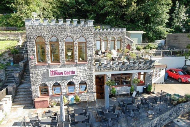 Thumbnail Restaurant/cafe for sale in 2 Kewstoke Road, Kewstoke, Weston-Super-Mare