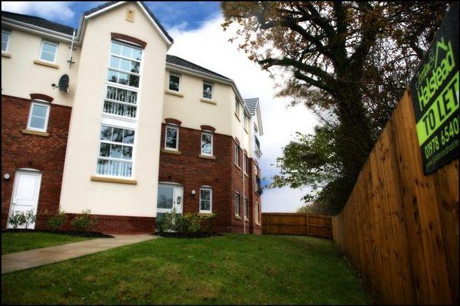 Thumbnail Flat to rent in Pendinas, Wrexham
