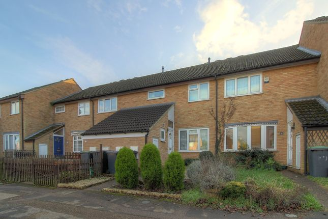 Terraced house for sale in The Poplars, Arlesey