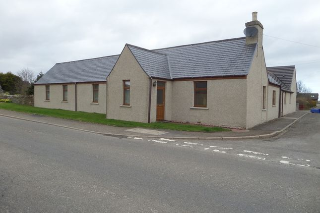 Thumbnail Detached bungalow for sale in Sinclair Street, Halkirk
