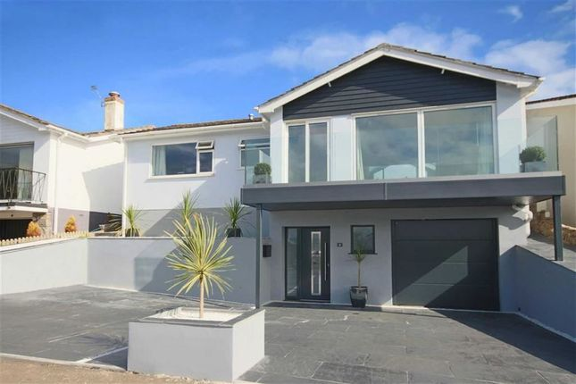 Thumbnail Detached house for sale in Wall Park Close, Wall Park, Brixham