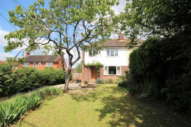 Thumbnail Semi-detached house for sale in Hurst Road, Twyford