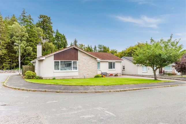 Thumbnail Detached bungalow for sale in Clune View, Woodlands Of Durris, Banchory, Aberdeenshire