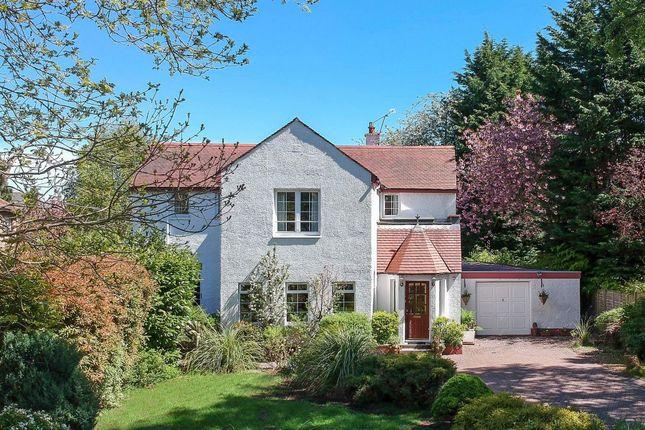 Thumbnail Detached house for sale in 9 Barnton Park, Barnton, Edinburgh