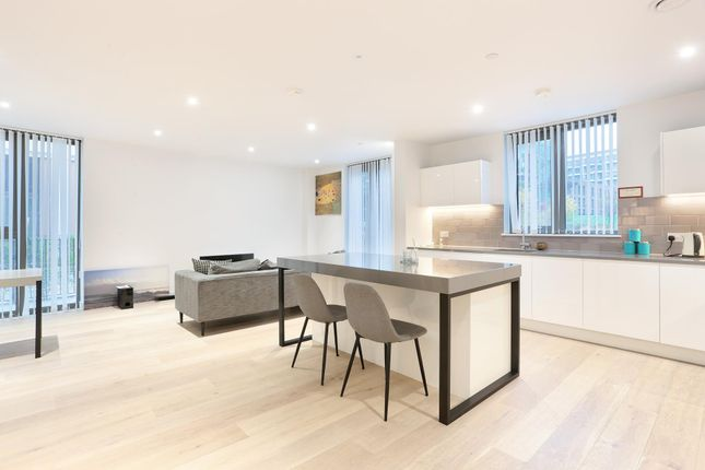 Thumbnail Flat to rent in Schooner Road, Royal Wharf, London