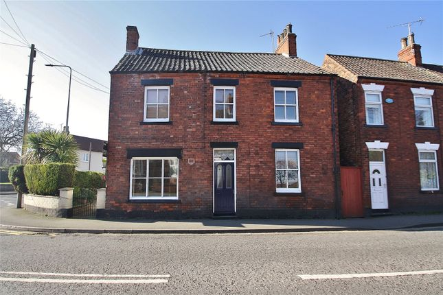 Front Elevation of Holydyke, Barton-Upon-Humber, North Lincolnshire DN18