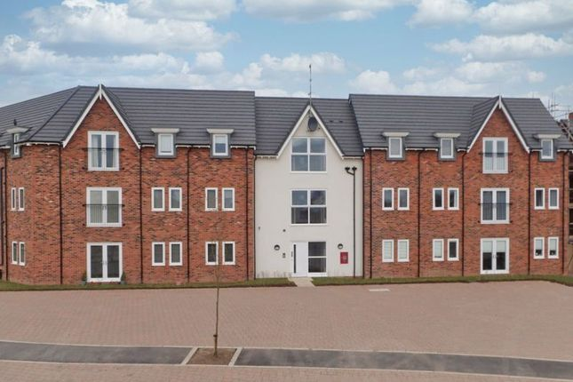 Thumbnail Flat for sale in Reaseheath Way, Nantwich, Cheshire