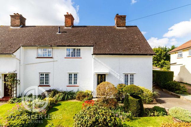 Thumbnail Semi-detached house for sale in The Crescent, Letchworth Garden City