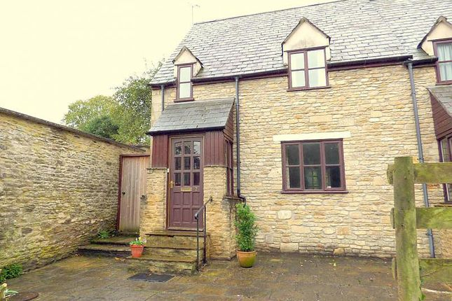 Thumbnail Semi-detached house to rent in The Old Stables, The Chipping, Tetbury