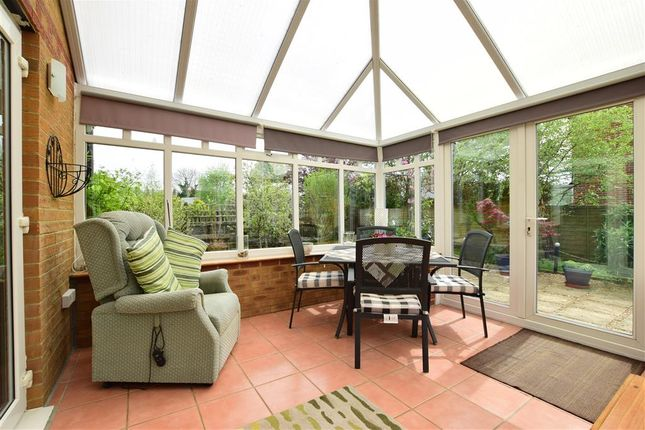 Thumbnail Detached house for sale in Lukely Gardens, Newport, Isle Of Wight
