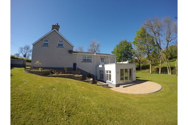 Thumbnail Detached house for sale in Tullymore Road, Ballymena